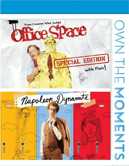 Office Space / Napoleon Dynamite (Double Feature)