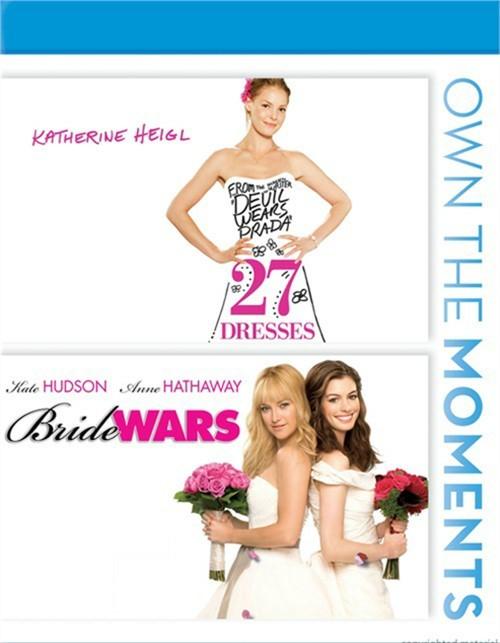 27 Dresses / Bride Wars (Double Feature)