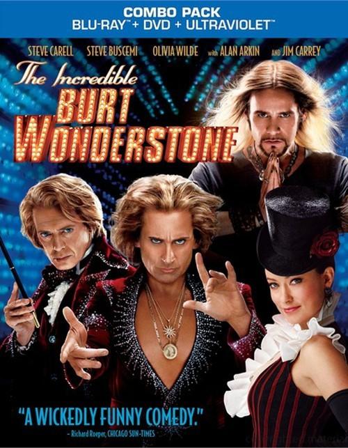 Incredible Burt Wonderstone, The (Blu-ray + DVD + UltraViolet)