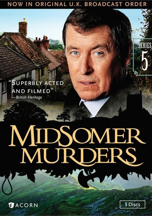 Midsomer Murders: Series 5