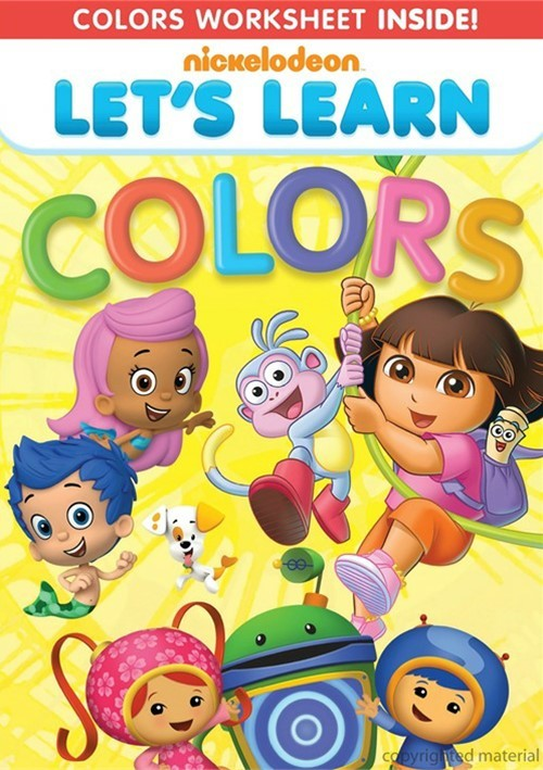 Lets Learn: Colors