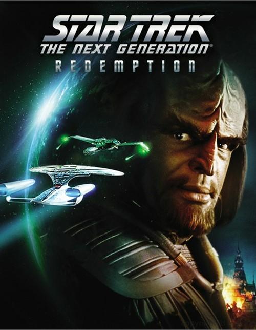 Star Trek: The Next Generation - Redemption (Blu-ray + UltraViolet)