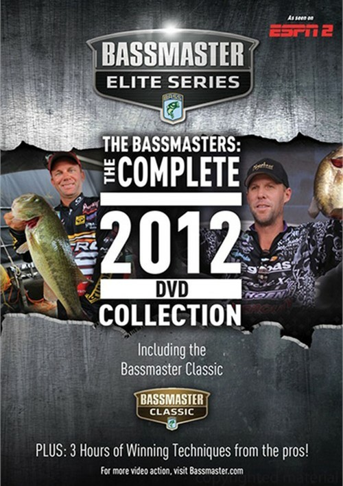 Bassmasters, The: The Complete 2012 DVD Collection