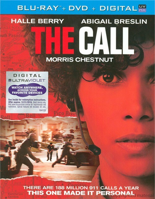 Call, The (Blu-ray + DVD + UltraViolet)