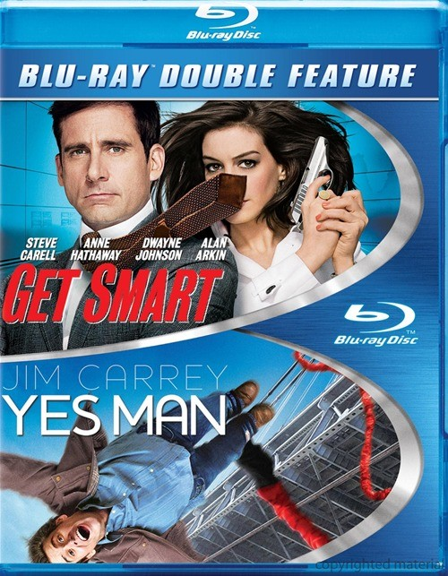 Get Smart / Yes Man (Double Feature)