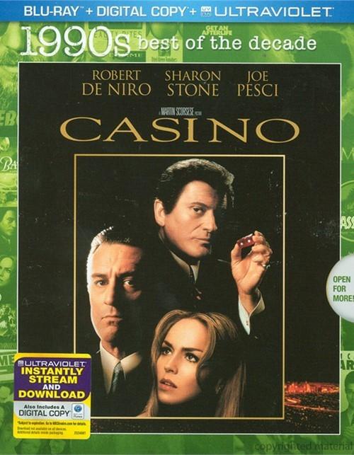 Casino (Blu-ray + Digital Copy + UltraViolet)