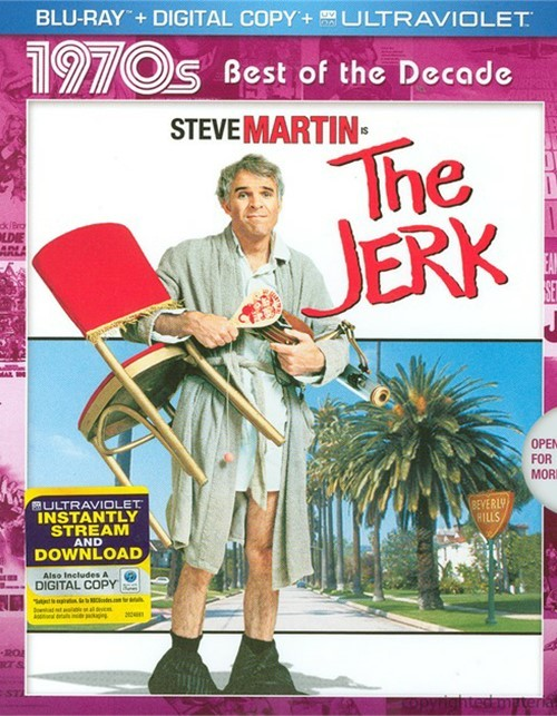 Jerk, The (Blu-ray + Digital Copy + UltraViolet)