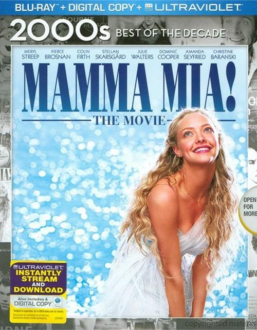 Mamma Mia! The Movie (Blu-ray + Digital Copy + UltraViolet)