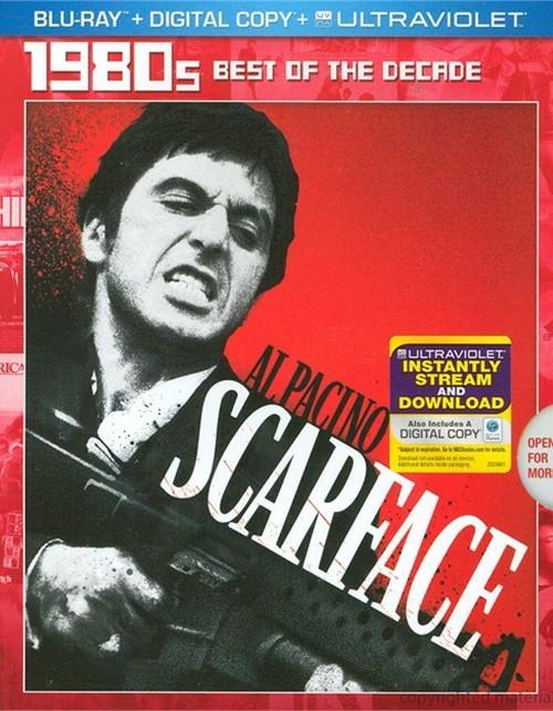 Scarface (Blu-ray + Digital Copy + UltraViolet)