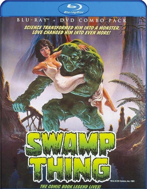 Swamp Thing (Blu-ray + DVD Combo)