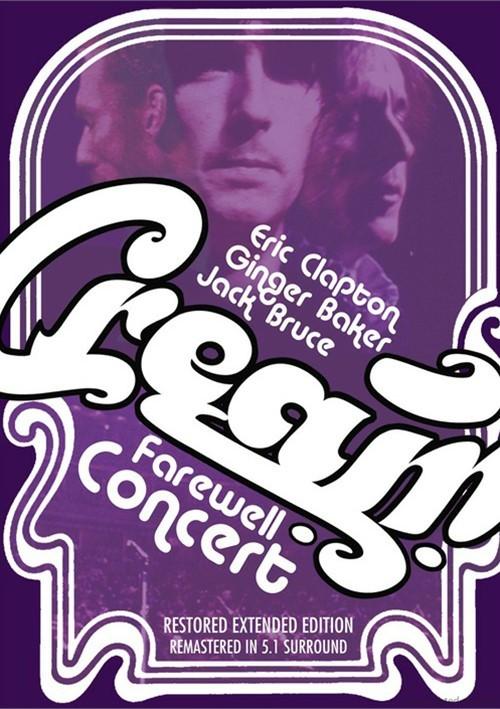Cream Farewell Concert, The