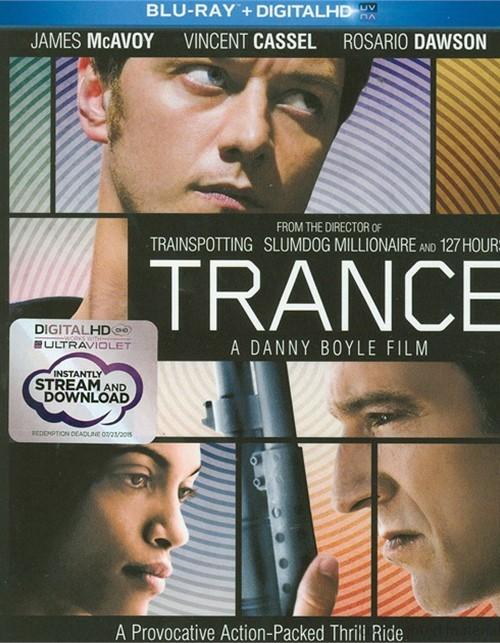 Trance (Blu-ray + UltraViolet)