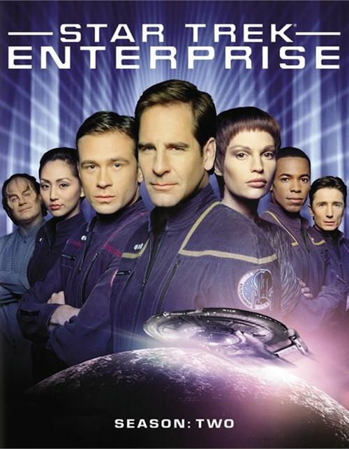 Star Trek: Enterprise - The Complete Second Season
