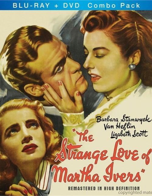 Strange Love Of Martha Ivers, The (Blu-ray + DVD Combo)