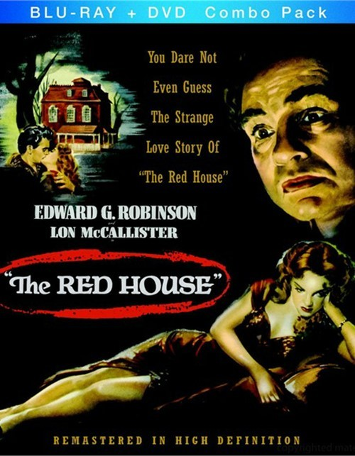 Red House, The (Blu-ray + DVD Combo)