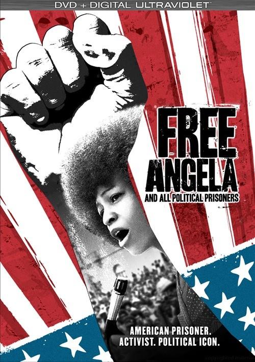 Free Angela And All Political Prisoners (DVD + Digital Copy)