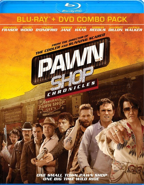 Pawn Shop Chronicles (Blu-ray + DVD Combo)