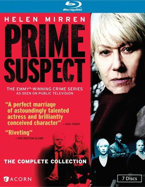 Prime Suspect: Complete Collection