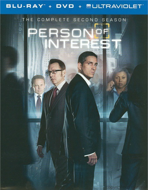 Person Of Interest: The Complete Second Season (Blu-ray + DVD + UltraViolet)