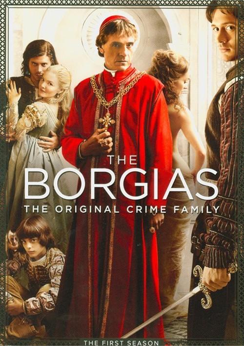 Borgias, The: The Complete Series Pack