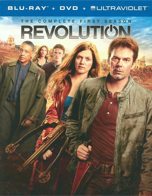 Revolution: The Complete First Season (Blu-ray + DVD + UltraViolet)