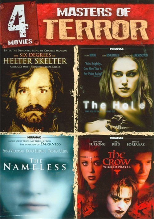Masters Of Terror: Volume 3