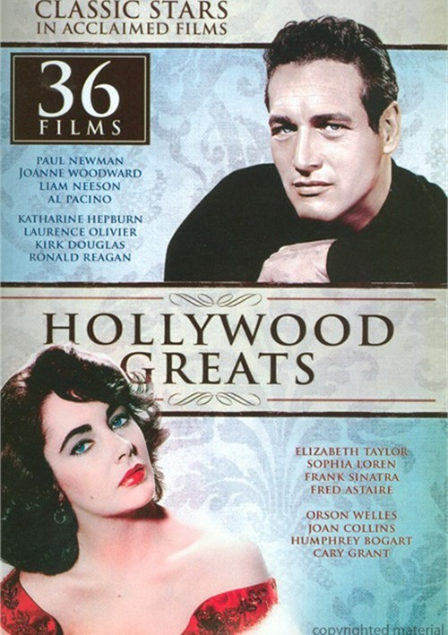 36 Film: Hollywood Greats