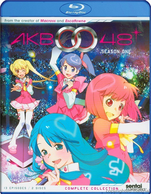 AKB0048: Season One