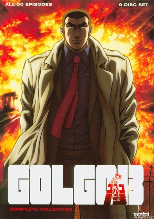 Golgo 13: The Complete Collection