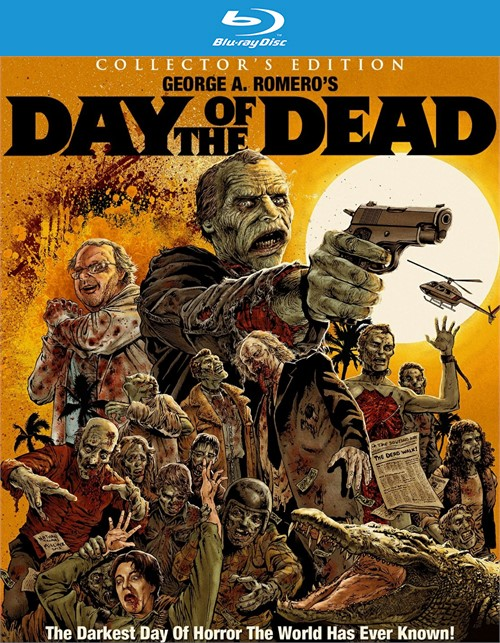 Day Of The Dead: Collectors Edition