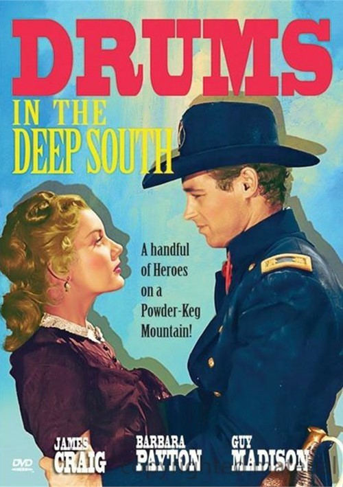 Drums Of The Deep South