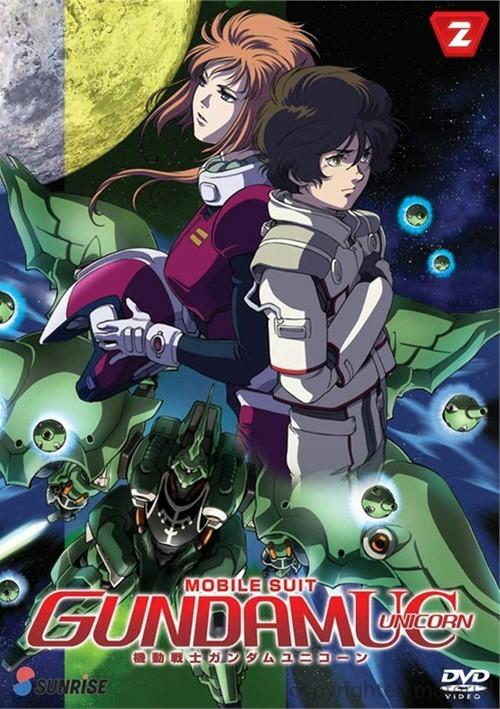 Mobile Suit: Gundam Unicorn - Part Two