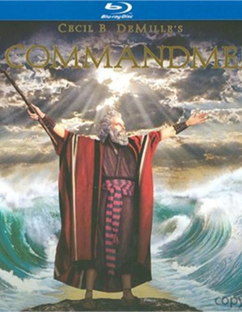 Ten Commandments, The: Ultimate Collectors Edition (Blu-ray + DVD Combo)