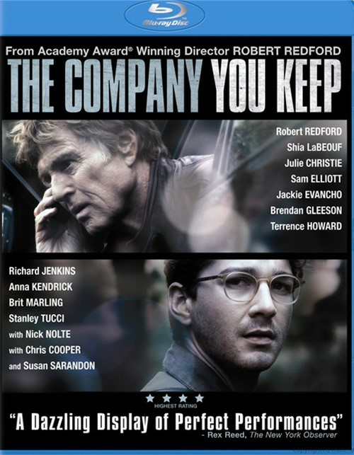 Company You Keep, The (Blu-ray + UltraViolet)