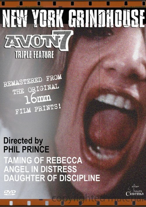 Taming Of Rebecca / Angel In Distress / Daughter Of Discipline (Triple Feature)