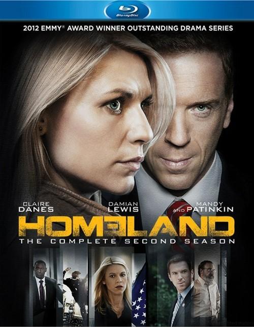 Homeland: The Complete Season Two