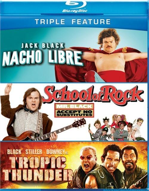 Jack Black: Triple Feature