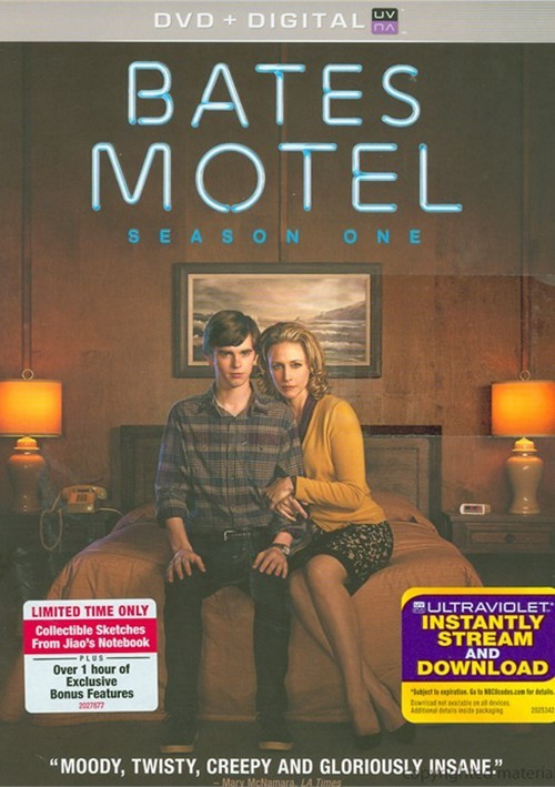 Bates Motel: Season One (DVD + UltraViolet)