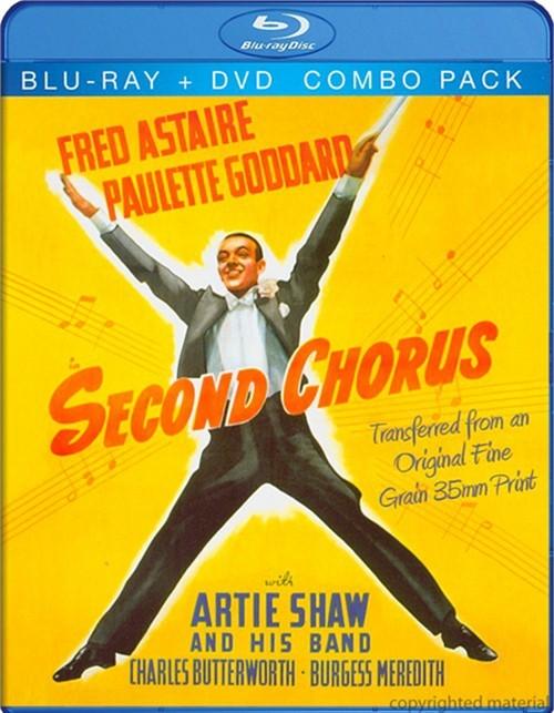 Second Chorus (Blu-ray + DVD Combo)