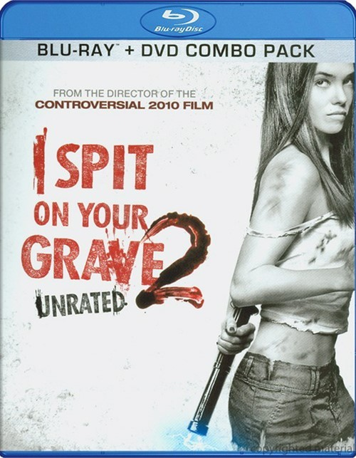 I Spit On Your Grave 2 (Blu-ray + DVD Combo)
