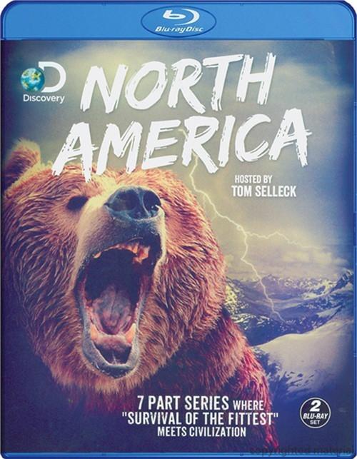 North America (Blu-ray + Book)