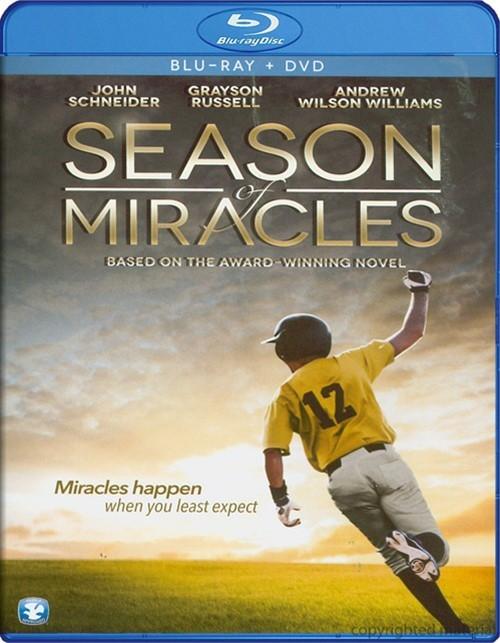 Season Of Miracles (Blu-ray + DVD Combo)