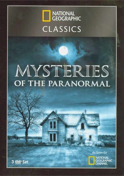 National Geographic Classics: Mysteries Of The Paranormal