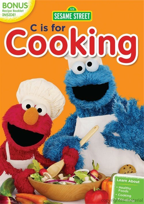 Sesame Street: C Is For Cooking