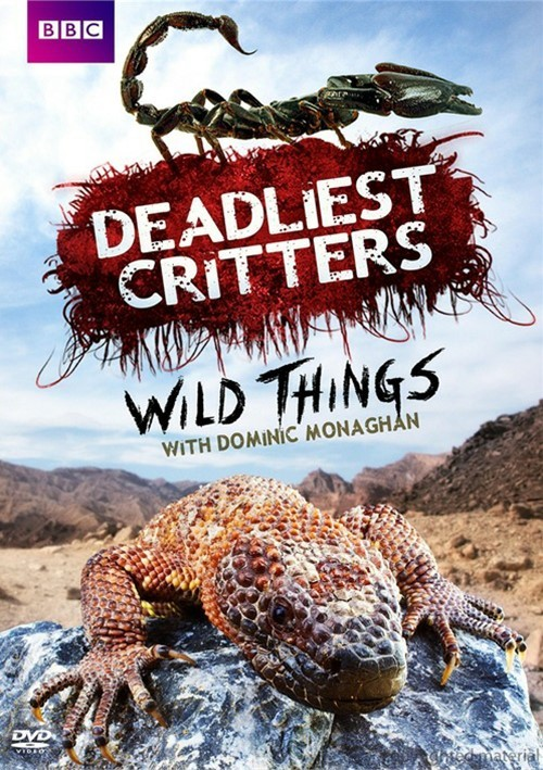 Wild Things With Dominic Monaghan: Deadliest Critters