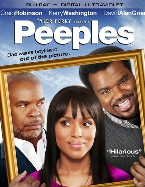 Peeples (Blu-ray + Digital Copy + UltraViolet)