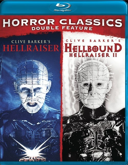 Horror Double Feature (Hellraiser / Hellbound: Hellraiser 2)