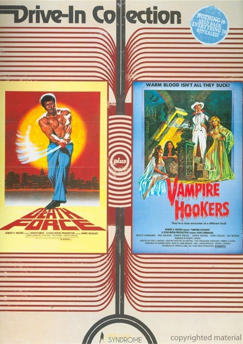 Death F-rce / Vampire Hookers (Double Feature)