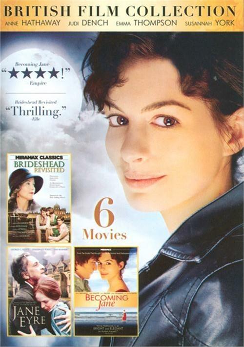 6 Movie British Film Collection