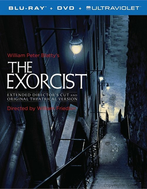Exorcist, The: 40th Anniversary Edition (Blu-ray + DVD + UltraViolet)